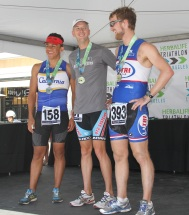 4th Amateur LA Tri