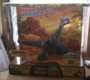 Fisher-Price Spike the Ultimate Dinosaur