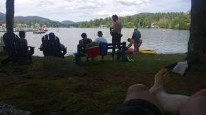 Mirror Lake Pre-Raceday