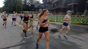 1st Annual Placid Speedo Run