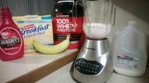 1 Breakfast Smoothie