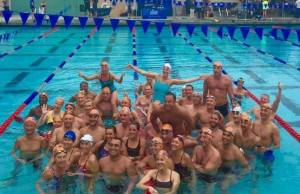 Coast2Coast Charity swim with T26