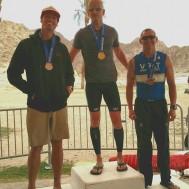 Desert Tri 1st in AG