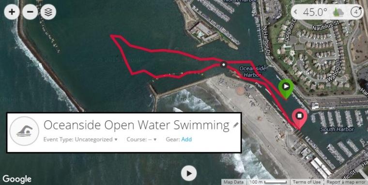 Oceanside Swim
