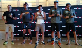 4th in AG at Vineman 70.3