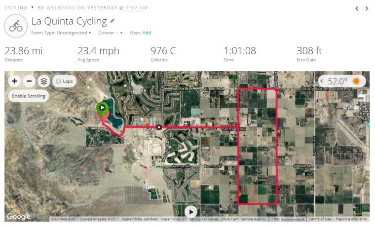 Desert Tri Bike Image