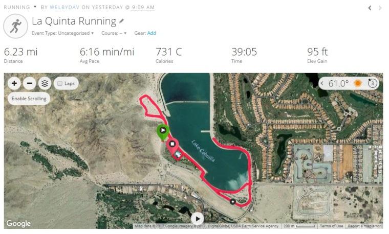 Desert Tri Run Image